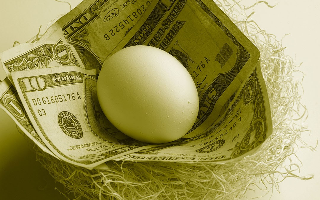 A New Graduate's Guide To Building A Nest Egg