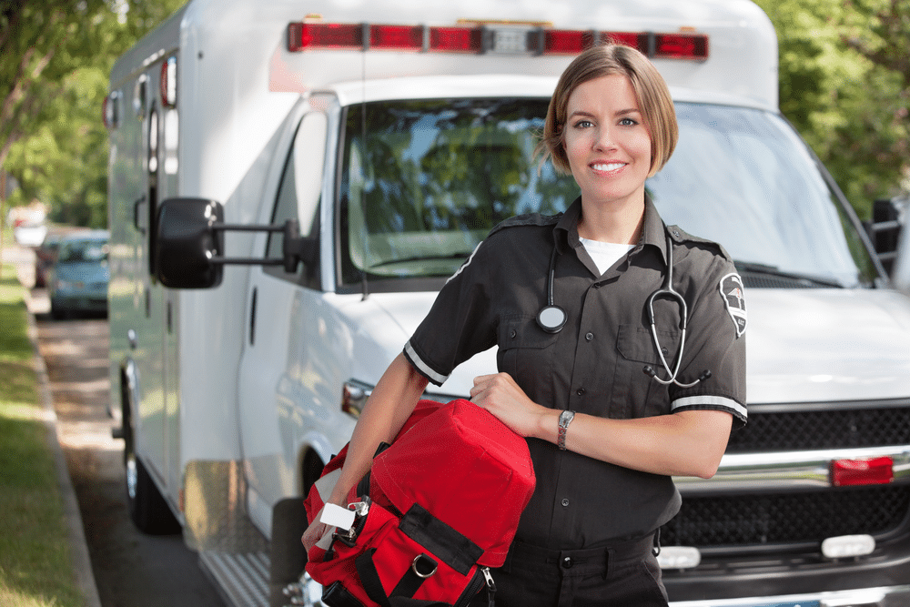 EMT Salary Info and Employment Opportunities